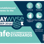 Promoting STAY WYSE establishments: Take part and get your new Self-Certification Sticker
